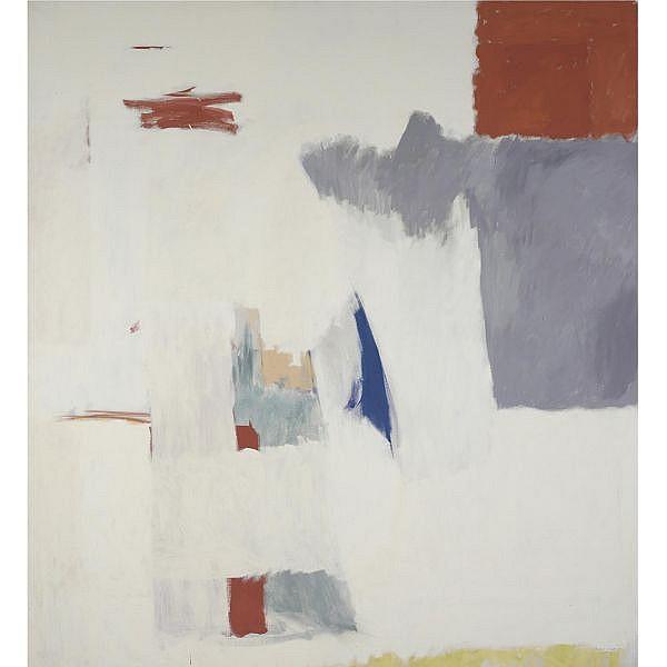 Giorgio Cavallon , 1904-1989 Untitled oil on canvas