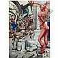 - Edward Burra , 1905-1976 Beelzebub watercolour   , Edward Burra, Click for value
