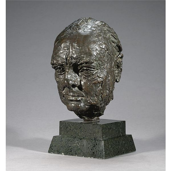 Sir Jacob Epstein , 1880-1959 