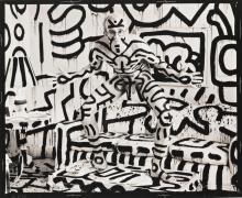 ANNIE LEIBOVITZ | 'Keith Haring, New York'
