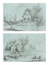 AIGNAN THOMAS DESFRICHES | Paysages fluviales