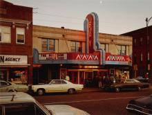 STEPHEN SHORE | 'Bay Theater, 2nd St., Ashland, Wisc.'