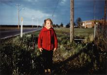 WILLIAM EGGLESTON | Untitled (Boy in Red Sweater)