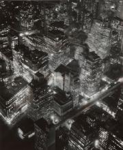 BERENICE ABBOTT | New York at Night