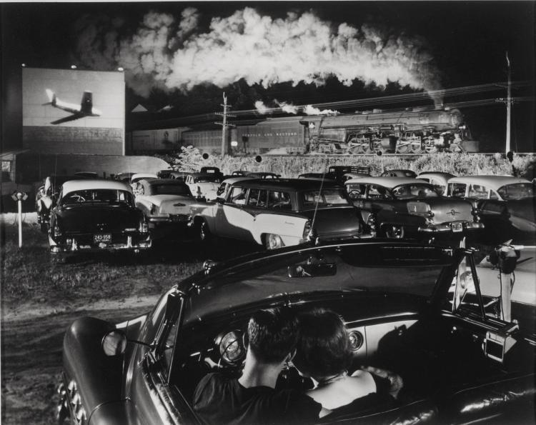 O. WINSTON LINK | Hot Shot Eastbound, Iaeger, West Virginia