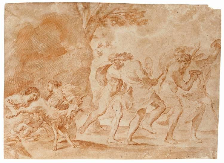 * ANDREA SACCHI ROME (?) CIRCA 1599 - 1661
