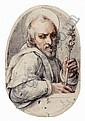 * JAN VAN DER STRAET, CALLED STRADANUS BRUGES 1523 - 1605 FLORENCE, Joannes Stradanus, Click for value