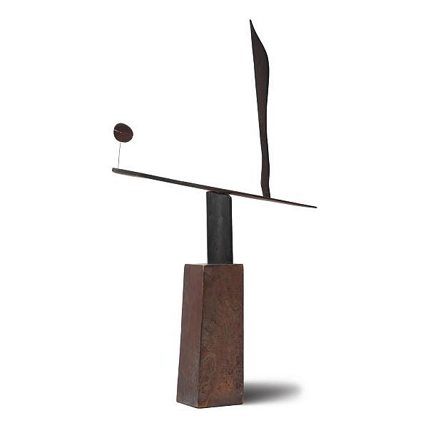 l - Alexander Calder , 1898-1976 Untitled wood and wire