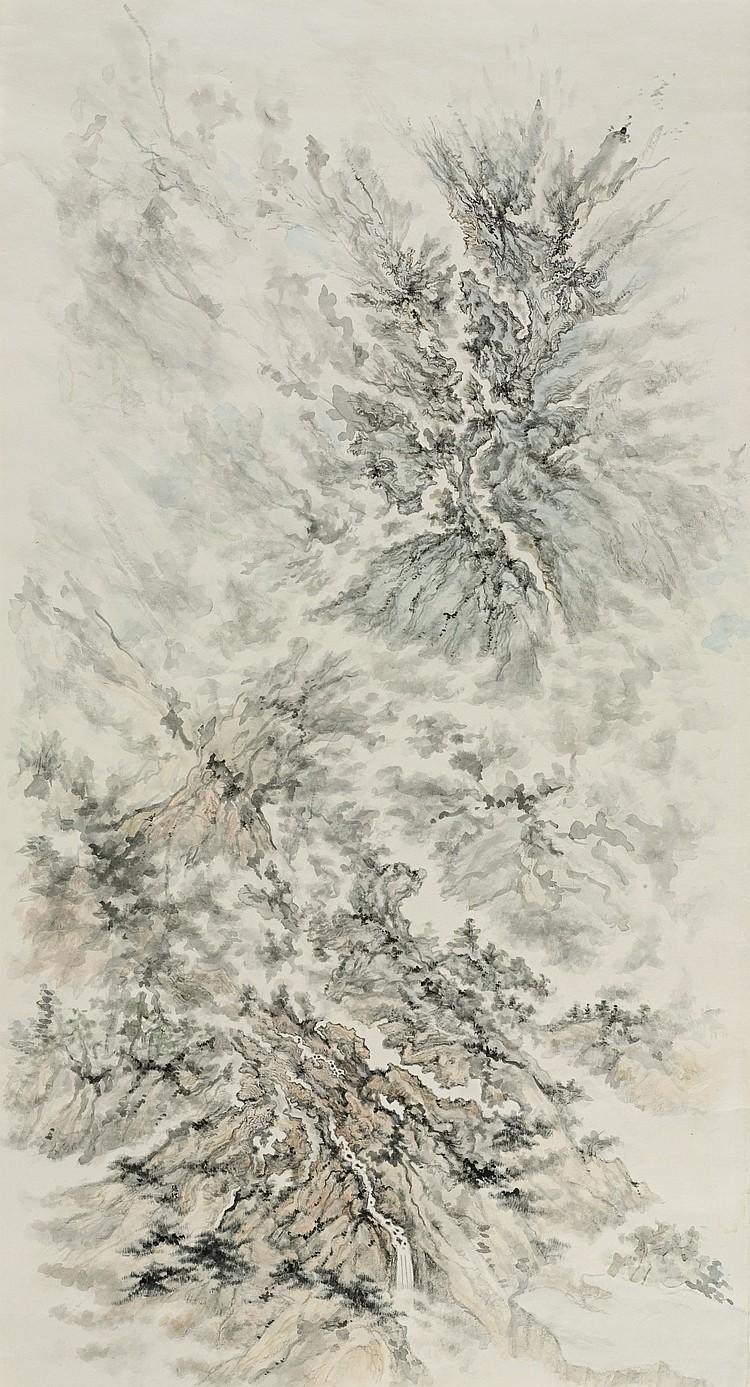 ARNOLD CHANG (ZHANG HONG) B.1954