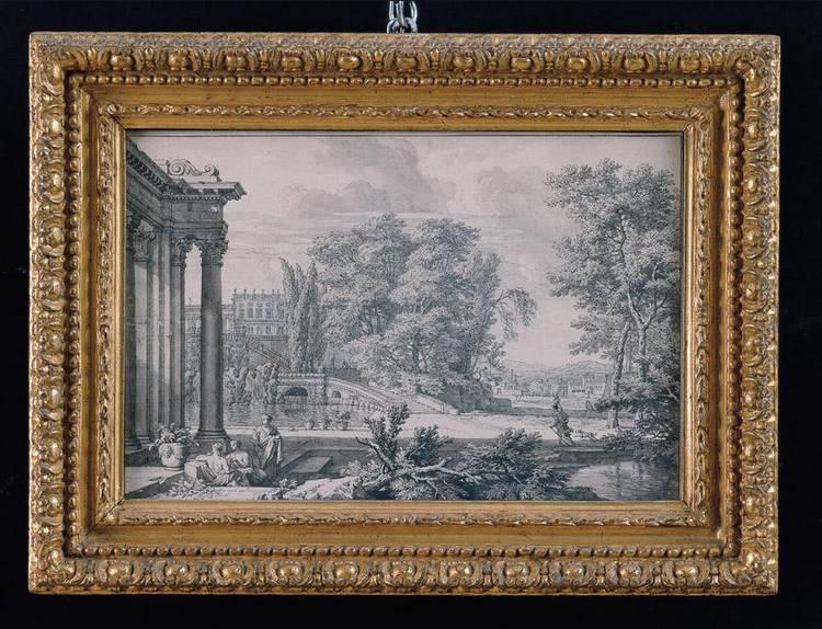 ISAAC DE MOUCHERON AMSTERDAM 1667- AMSTERDAM 1744