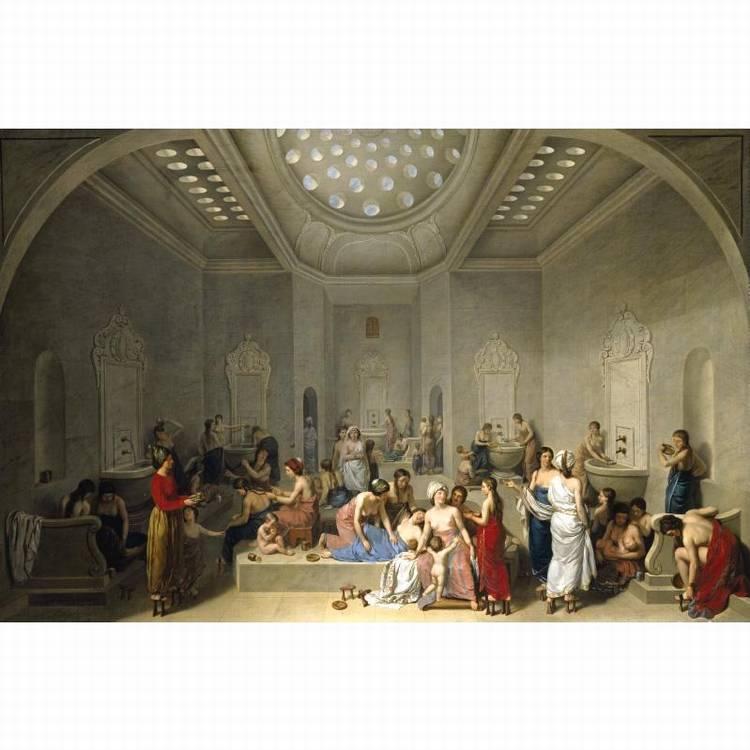 * JEAN-JACQUES-FRANÇOIS LEBARBIER ROUEN 1738 - 1826 PARIS