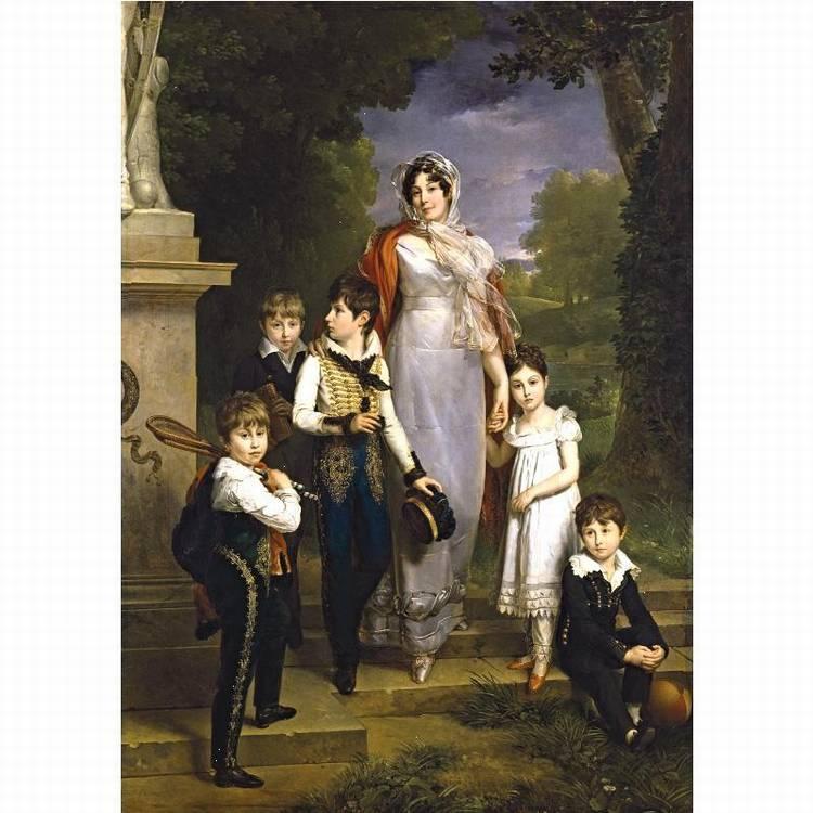 * FRANÇOIS PASCAL SIMON GERARD, CALLED BARON GERARD ROME 1770-1837 PARIS