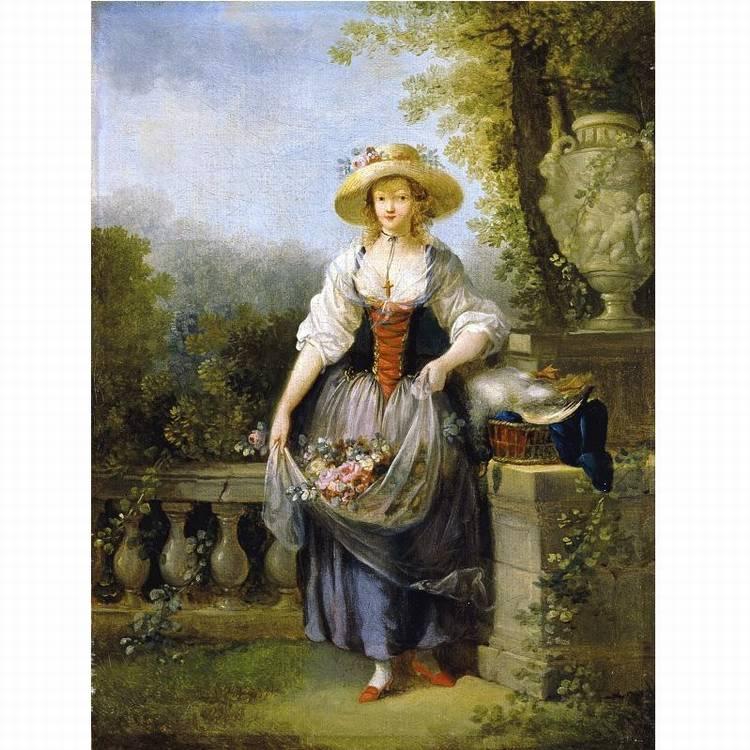 * JEAN-FRÉDÉRIC SCHALL STRASBOURG 1752 - PARIS 1825
