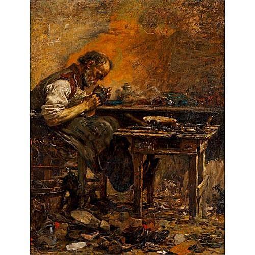 Giovanni Segantini 1858-1899