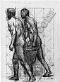*PIERRE PUVIS DE CHAVANNES (FRENCH, 1824-98) MEN WALKING, Pierre Puvis de Chavannes, Click for value