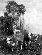 MARIE VAN MARCKE DE LUMMEN DIETERLE (FRENCH, 1856-1935)