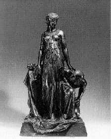 *ETIENNE HENRY DUMAIGE (FRENCH, 1830-88) AN EGYPTIAN ALLEGORICAL SCENE