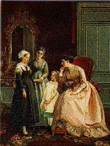 *FRANCOIS-LOUIS LANFANT DE METZ (FRENCH, 1814-92)