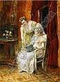 EDUARDO LEON GARRIDO (SPANISH, 1856-1906) THE SKETCHBOOK, Eduardo Leon Garrido, Click for value