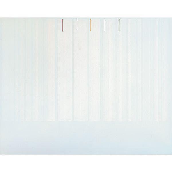Lin Shou-Yu (Richard Lin) , b. 1933 Autumn Leaves oil on canvas