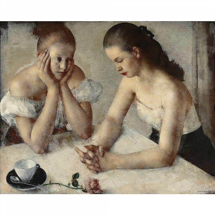 GRIGORY GLUCKMANN
