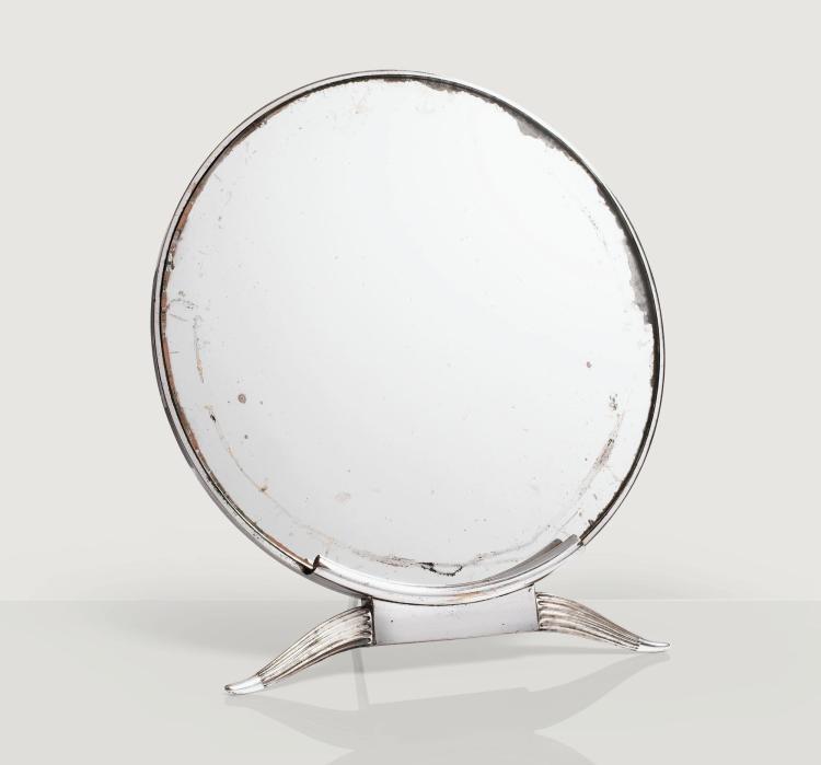 ÉMILE-JACQUES RUHLMANN | Antilope mirror, circa 1923