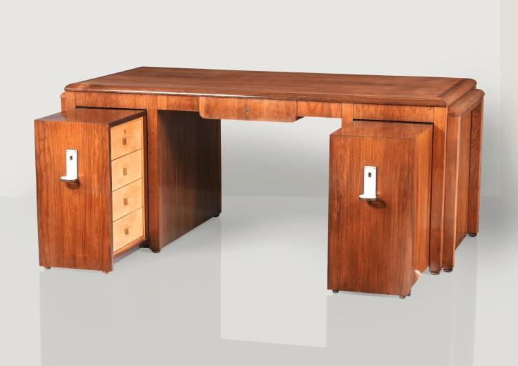PIERRE CHAREAU | MB 113 desk, circa 1932