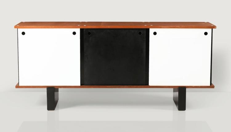 CHARLOTTE PERRIAND | Sideboard for Cité Cansado, circa 1961-1962