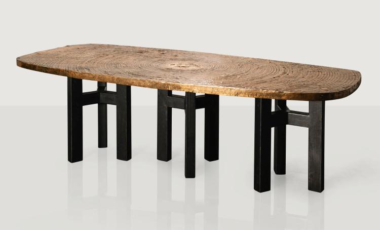 ado chale goutte d 39 eau table circa 1960 1970. Black Bedroom Furniture Sets. Home Design Ideas