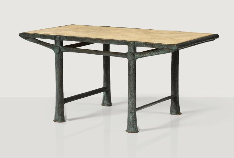 PHILIPPE ANTHONIOZ | Occasional table, circa 2000
