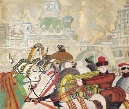 f - LEONID MIKHAILOVICH BRAILOVSKY, 1867-1937