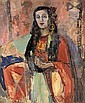 NADEZHDA ANDREEVNA UDALTSOVA, 1885-1961, Nadezhda Andreevna Udaltsova, Click for value