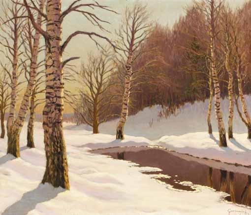f - MIKHAIL MARKIANOVICH GERMACHEV, 1869-1930