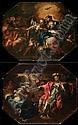 FRANCESCO SOLIMENA CANALE DI SERINO 1657 - 1747 BARRA, Francesco Solimena, Click for value