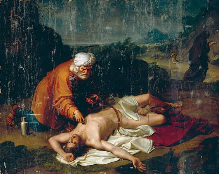 PIETRO BENVENUTI AREZZO 1769 - 1844 FLORENCE
