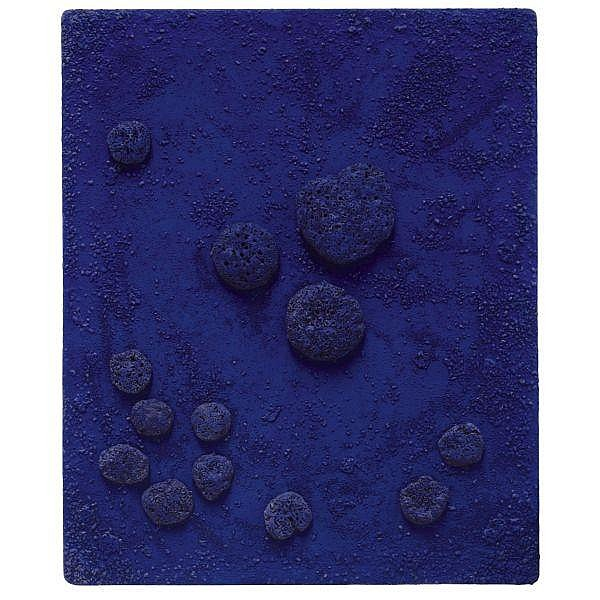 Yves Klein , 