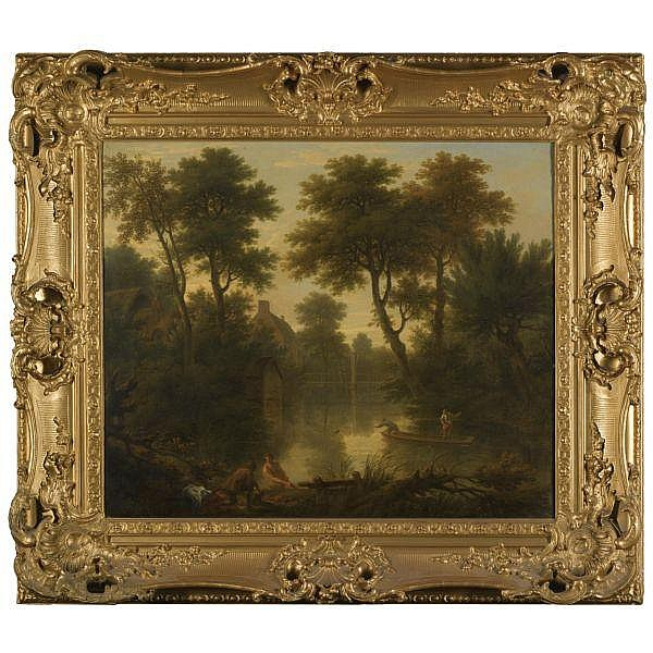 George Lambert , 1710-1765 
