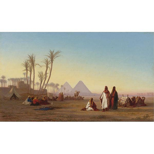 Charles Théodore Frère , French 1814 - 1888 