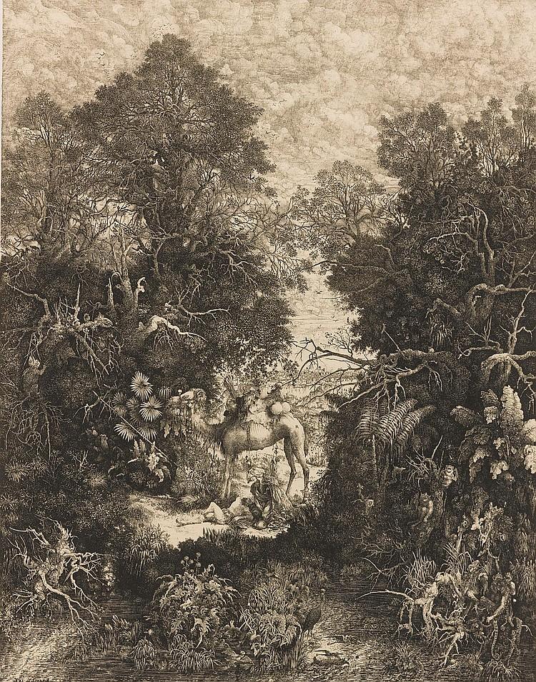 RODOLPHE BRESDIN   Le Bon Samaritan (Van Gelder 100)