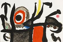 JOAN MIRÓ | Manoletina (D. 509)