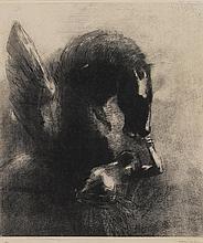 ODILON REDON | Pégase captif (Mellerio 102)