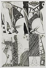 JASPER JOHNS | The Seasons (ULAE 247)