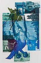 ROBERT RAUSCHENBERG | Bellini #1