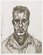 LUCIAN FREUD | Kai (Hartley 45)