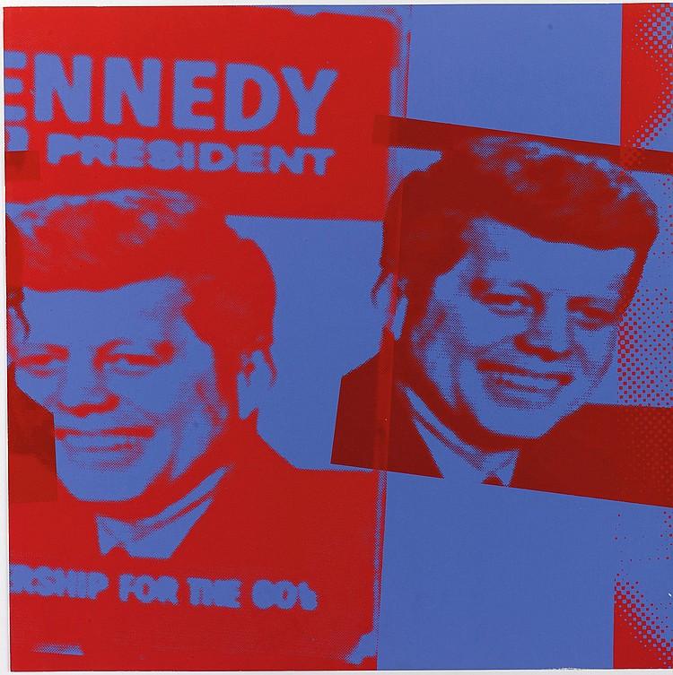 ANDY WARHOL | Flash - November 22, 1963 (F. & S. II.32 - 42)