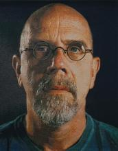 CHUCK CLOSE | Self Portrait/Color