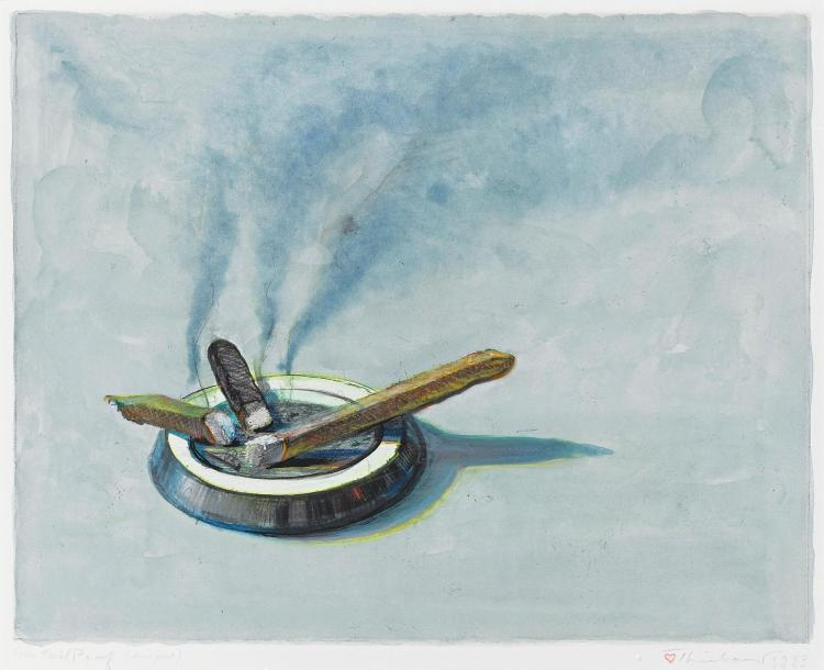WAYNE THIEBAUD | Cigars