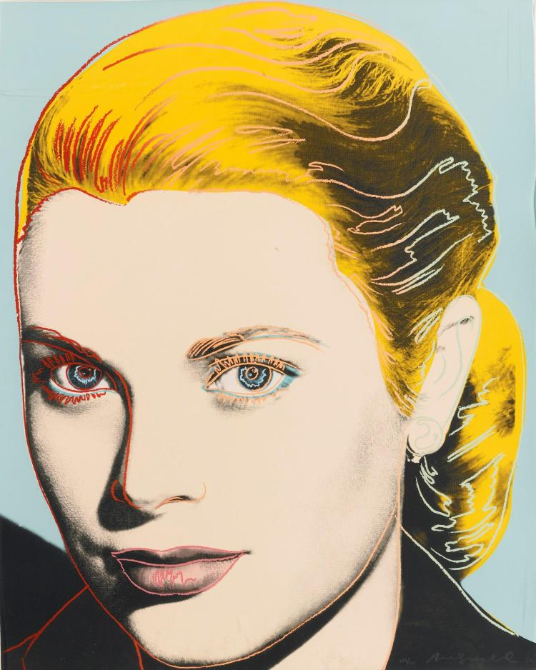ANDY WARHOL | Grace Kelly (F. & S. II.305)