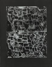 JASPER JOHNS | Two Maps II (ULAE 26)
