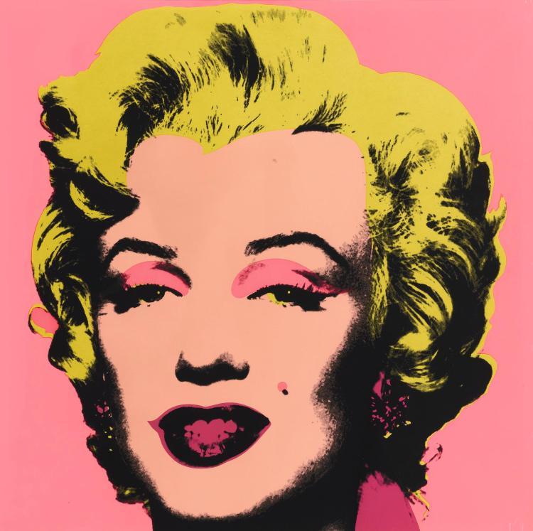 ANDY WARHOL | Marilyn Monroe (F. & S. II.31)